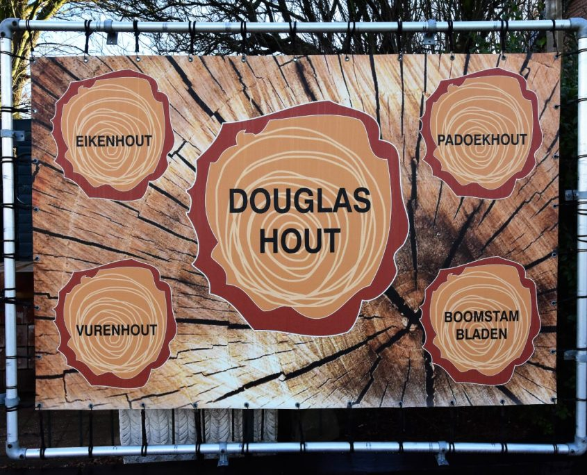 Houthandel vierpolders - Douglas hout